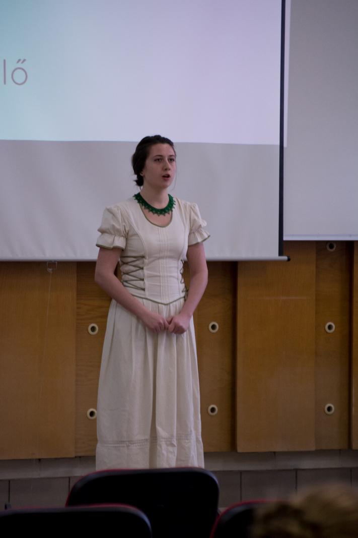 Baló Anna - I. helyezett
